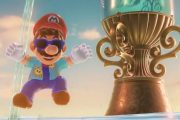 Super Mario Odyssey прошли менее чем за час