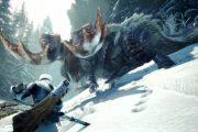 Трейлер Monster Hunter: World Iceborne показал древнего дракона Велхана