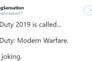 Слухи: новую Call of Duty представят 30 мая, и это будет перезагрузка Modern Warfare