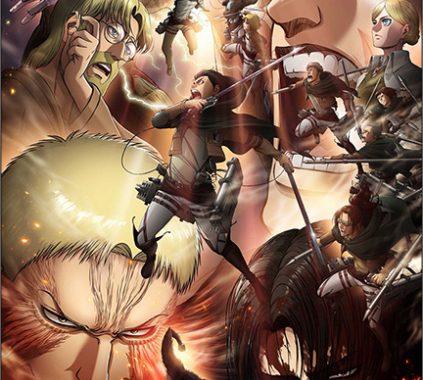 Вторжение титанов / Shingeki no Kyojin [03x01-05 из 10] (Часть 2) (2019) HDTVRip 720p | FassaD