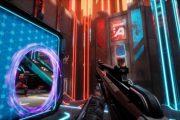 Видео: аренный сетевой шутер с порталами Splitgate: Arena Warfare выйдет 22 мая