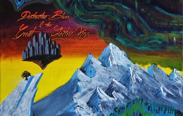 Ghosts Of Dixie - Destructive Blues and the Great Electric Kiss (2019) FLAC