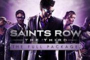Трейлеры Saints Row: The Third для Switch: захват самолёта и отстрел ряженых профессора Генки