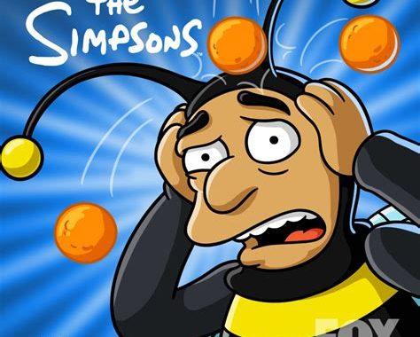 Симпсоны / The Simpsons [S29] (2017-2018) WEBRip-HEVC 1080p   2x2