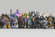 Видео: тонны косметики и бесплатная игра в мероприятии к 3-й годовщине Overwatch