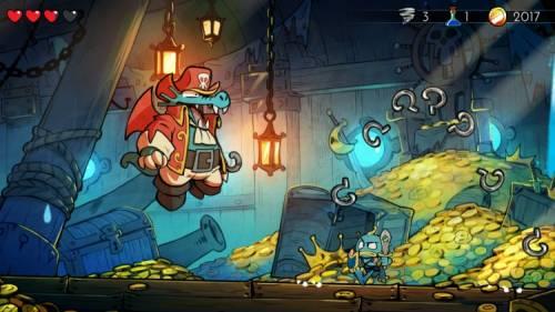 Платформер Wonder Boy: The Dragon's Trap выйдет на мобильных устройствах