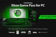 Microsoft запустит сервис Xbox Game Pass на ПК