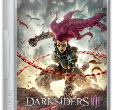 Darksiders III: Deluxe Edition [Update 5] (2018) PC | Steam-Rip от =nemos=