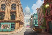 Видео: арена «Гавана» для режима «Захват точек» доступна в Overwatch