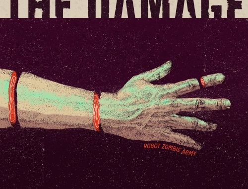 Robot Zombie Army - The Damage (2019) MP3