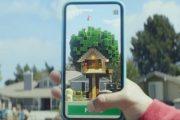 АнонсированаMinecraft Earth— AR-игра для мобильных устройств