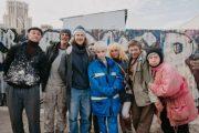 Оксана Карас завершила съёмки «Доктора Лизы»