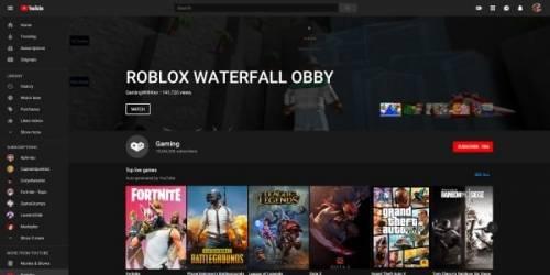 YouTube Gaming объединят с основным приложением уже в четверг