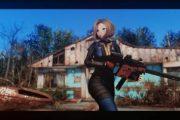 Вышла модификация, превращающая персонажей Fallout 4 в девушек из аниме