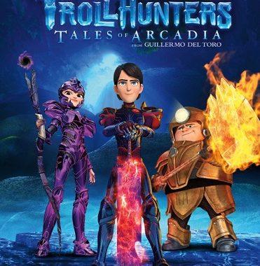 Охотники на троллей / Trollhunters [S03] (2018) WEB-DL 1080p | Пифагор