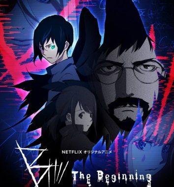 Би: Начало / B: The Beginning [S01] (2018) BDRip 1080p от Deadmauvlad   AniDub, KANSAI, AniLibria