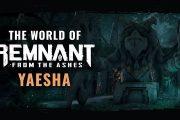 Авторы кооперативного шутера Remnant: From the Ashes показали красочный и самобытный мир игры