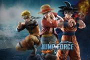 Трейлер Jump Force: Бискет Крюгер дерётся как девчонка