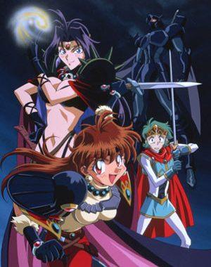 Особые Рубаки / Slayers Special / Slayers: The Book of Spells [OVA] (1996) BDRip 1080   Persona99