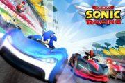 Трейлер к предстоящему запуску аркадных гонок Team Sonic Racing