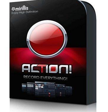 Mirillis Action! 3.9.3 (2019) РС   RePack & Portable by KpoJIuK