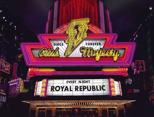 Royal Republic - Club Majesty (2019) MP3