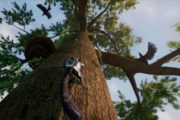 Постапокалиптическое приключение AWAY: The Survival Series — ощути себя в шкуре сумчатой летяги