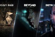 Стало известно, когда выйдут PC-версии Heavy Rain, Beyond Two Souls и Detroit Become Human