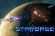 Starbase — космическая строительная MMO от создателей серии Trine