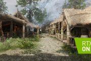 The Elder Scrolls V Skyrim тоже запустили с трассировкой лучей