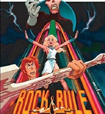 Рок и правила / Rock & Rule (1983) BDRip от ExKinoRay | L1