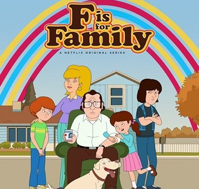 С значит Семья / F is for Family [S03] (2018) WEB-DL 1080p | Jaskier