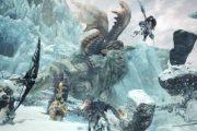 Capcom представила сюжетный трейлер дополнения Monster Hunter World: Iceborne