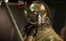 Новый патч для Mortal Kombat 11 позволяет увидеть страшное лицо Кабала с выпученными глазами — видео