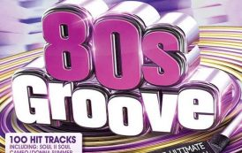VA - 80s Groove The Ultimate Collection [5CD Box Set] (2015) MP3