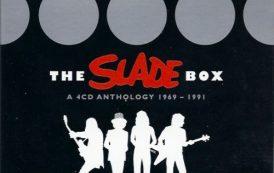Slade – The Slade Box [A 4CD Anthology 1969 - 1991] (2011) MP3