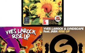 Yves Larock - Rise Up [Album, Singles] (2007-2016) MP3