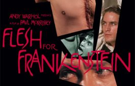 Плоть для Франкенштейна / Flesh for Frankenstein / Chair pour Frankenstein (1973) BDRip 720p | P
