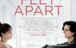 В метре друг от друга / Five Feet Apart (2019) WEB-DLRip | КПК | L