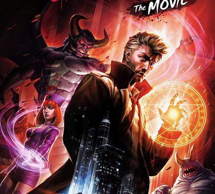 Константин: Город демонов / Constantine City of Demons: The Movie (2018) BDRip 1080p от NewSeriesHD | P, L