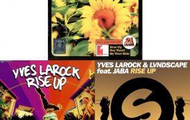 Yves Larock - Rise Up [Album, Singles] (2007-2016) FLAC