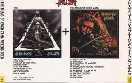 Mekong Delta - Mekong Delta '1987 + The Music Of Erich Zann '1988 [Japanese Edition] (1990) FLAC