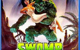 Болотная тварь / Swamp Thing (1982) BDRemux 1080р | P, A