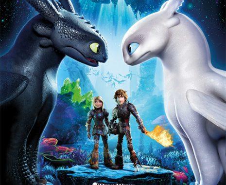 Как приручить дракона 3 / How to Train Your Dragon: The Hidden World (2019) BDRip 1080p от селезень | D, P | Лицензия