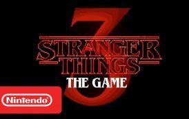 Netflix анонсировал игры по «Очень странным делам»