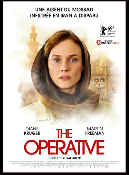читать оперативник The Operative 2019 Web Dlrip