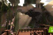 Minecraft получит официальную поддержку трассировки лучей