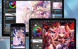 MediBang Paint Pro 24.2 (2019) PC | RePack & Portable by elchupacabra