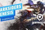 16 минут геймплея Darksiders Genesis