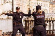 Дарья Румянцева и Степан Девонин стали влюбленными полицейскими